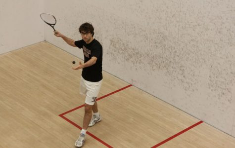 Squash Finishes Season With Hope For Next Year