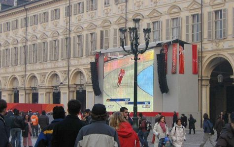The Sochi Olympic Games are incredibly popular within Russia, just like the 2006 Games were in Italy (Turin, above). (Photo Courtesy of WikiMedia)