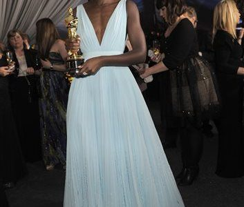 12 Years A Slave Star Lupita Nyong'o Takes the Broadway Stage