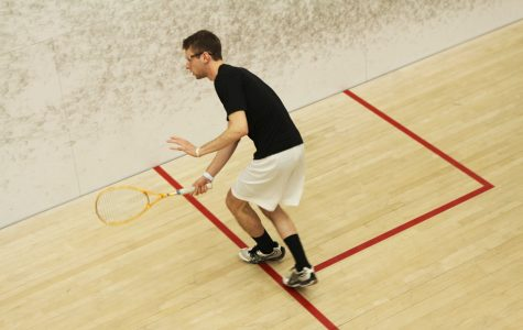 Men's Squash Splits Regular Season Finale, Women Defeat NYU