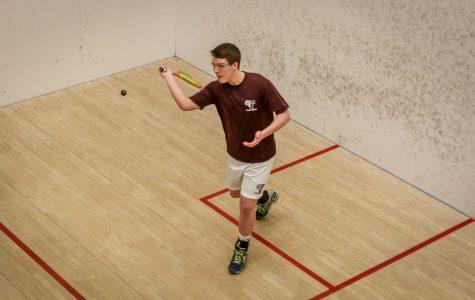 Squash Opens Season 1-3 at Navy Invite
