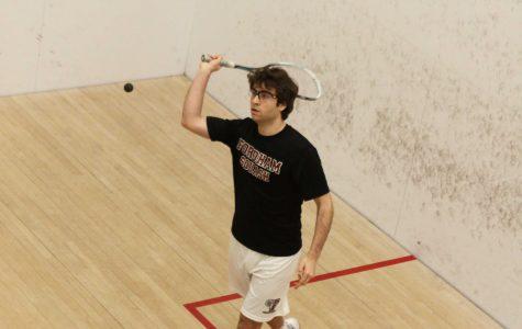 Squash Competes at CSA Championships