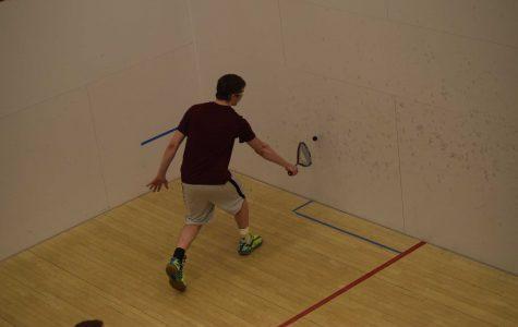 Squash Finishes Regular Season