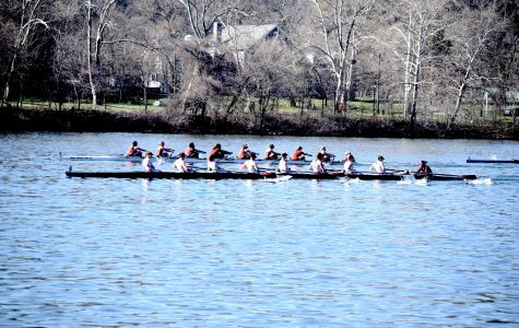 Rowing Shines in San Diego