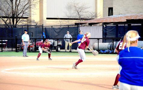 Softball Makes it 11 Straight Wins