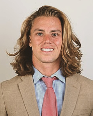 Kevin Anderson is in his second season as starting quarterback for the Fordham Rams. (Courtesy of Fordham Athletics).