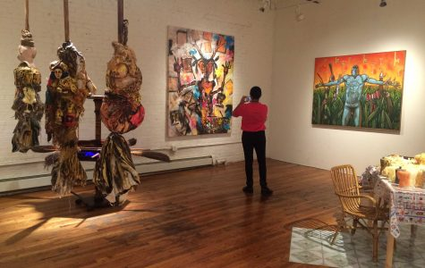 BronxArtSpace Exhibits Latin American Art