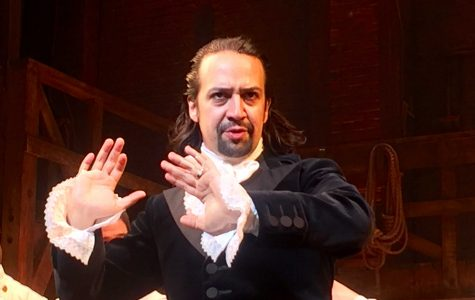 """Lin-Manuel Miranda wrote and starred as the titular character in """"Hamilton: An American Musical."""" (Courtesy of Flickr)"""