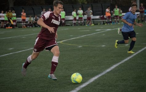 Men's Soccer Wins in Overtime