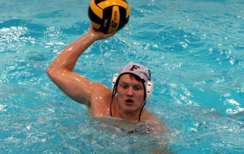 Water Polo Battles in Princeton