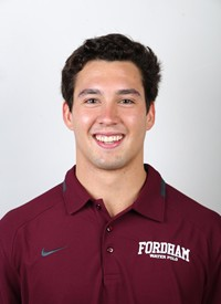 Senior captain R.J. Simmons has scored over 100 goals for Fordham over the course of his career. (Courtesy of Fordham Athletics)