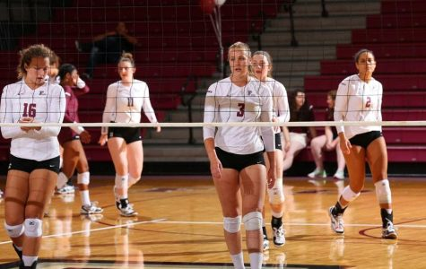 Volleyball Falls to George Mason, Beats GW