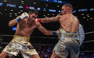 Carl Frampton lost to Leo Santa Cruz in their first meeting last summer.