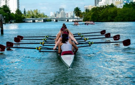 Spring Preview: Rowing
