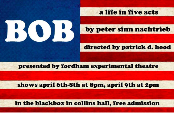 """FET's performance of """"Bob"""" revealed the importance of appreciating the little things."""