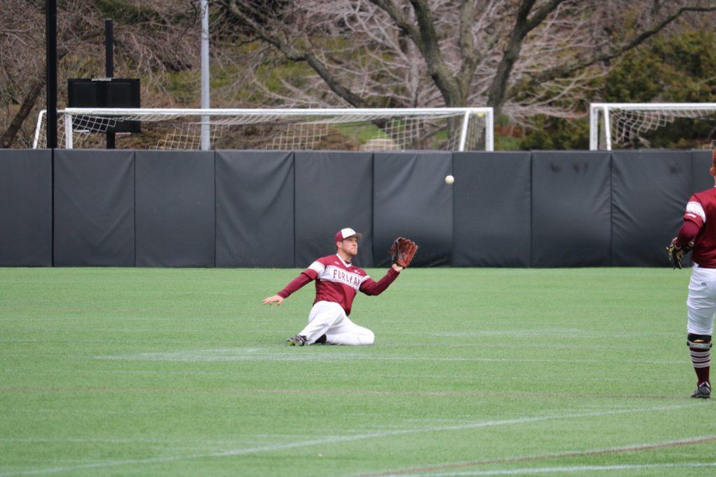 Baseball Swept in Critical Series V. URI