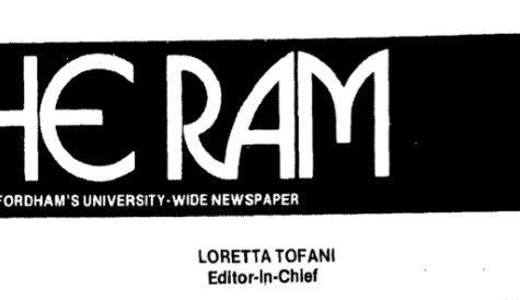 Tofani's Bold Reporting Originated at The Ram
