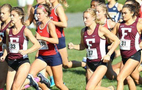 Fordham XC Races at Fiasco