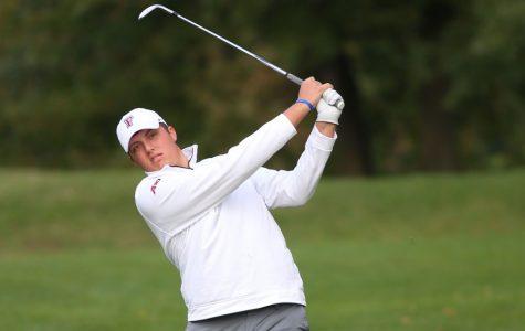 Golf Takes Eighth at the Hartford Invitational
