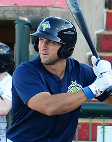 Tim Tebow could provide a boost for the Mets attendance at the end of the season.