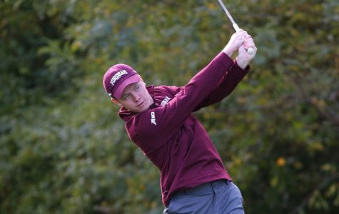 Golf Takes Third at Bucknell, Mongey Sets Record