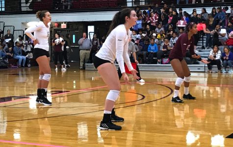 Volleyball Splits Matches With VCU, Davidson