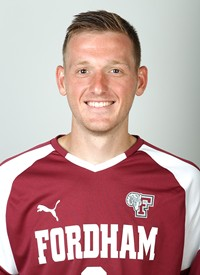 Matthew Lewis is in the top-10 for career games played at Fordham.