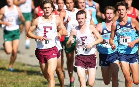 Cross Country Wraps Up Season at ECAC/IC4A