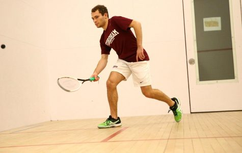 Squash Finishes 3-2 at Navy Round Robin