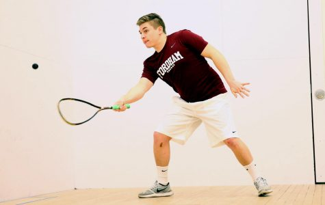 Squash Goes Undefeated in First Tournament