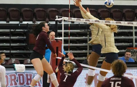 Rhode Island Ends Volleyball's Campaign Short of the A-10's