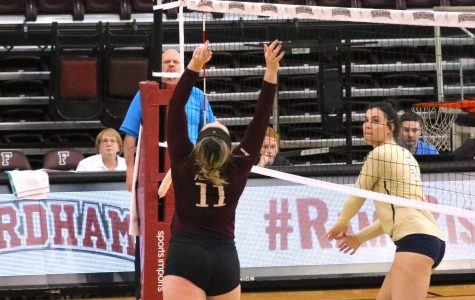 Volleyball Falls to St. Louis, Dayton, A-10 Berth Awaits vs URI