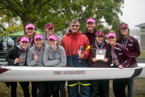 Rowing Notches One First Place Finish at Cooper Cup