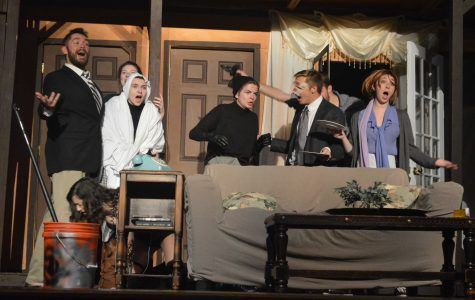 """Noises Off"" Makes a Bang"