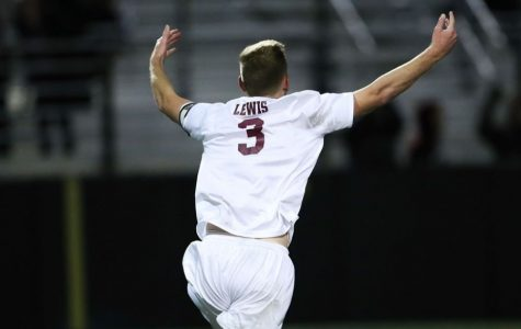 Men's Soccer Earns First-Ever NCAA Victory in Overtime