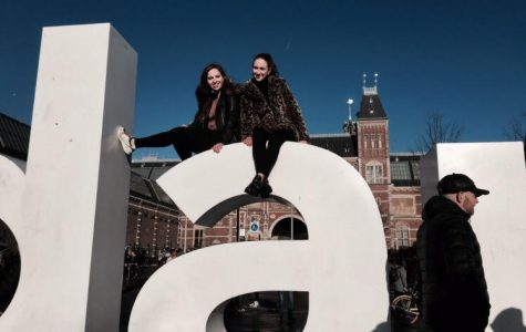 Airplane Etiquette and Amsterdam's Balancing Act