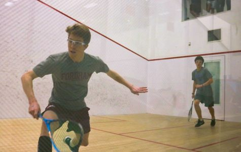 Squash Completes a Clean Sweep