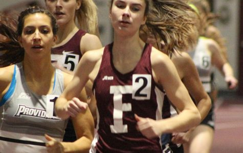 Track & Field Thrives at 2017-18 Season Opener