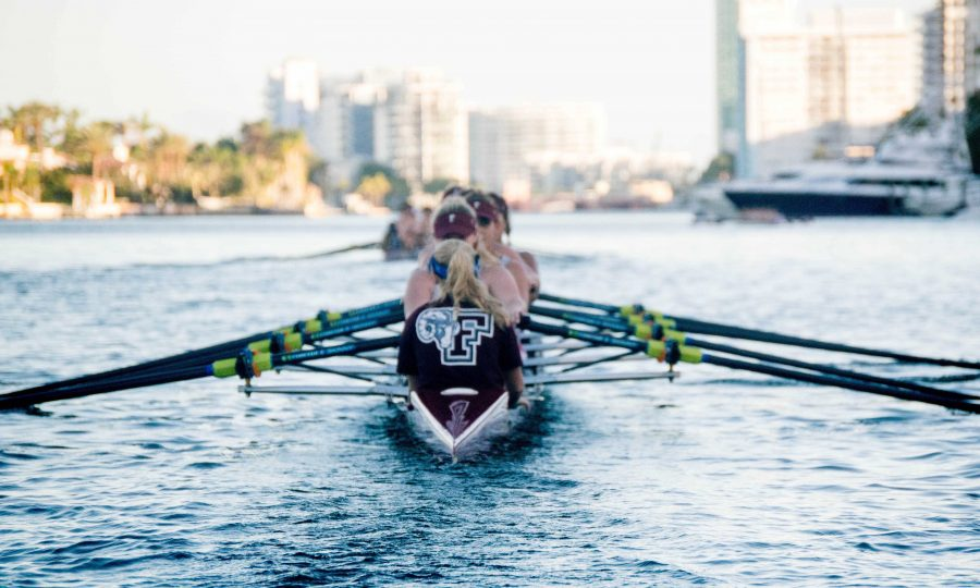 The+rowing+team+went+down+to+Florida+for+thier+spring+training+session+%28Andrea+Garcia%2FThe+Fordham+Ram%29.