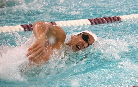 The Fordham swimming and diving teams came away with several wins this season (Julia Comerford/The Fordham Ram).