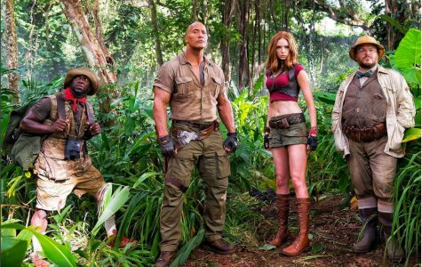 Jumanji: Welcome to the Jungle is currently the eighth highest-grossing film of 2017 (Courtesy of Facebook).