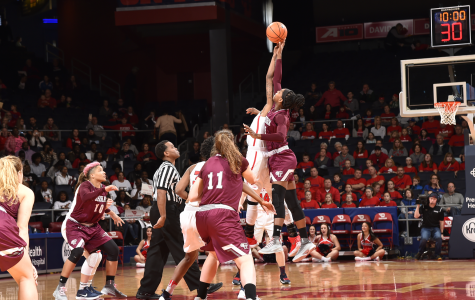 Women's Basketball Drops Important Game to Dayton