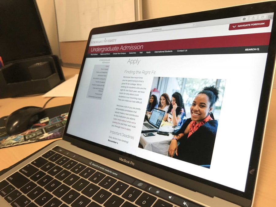 Potential+increase+in+Early+Action+applicants+at+Fordham+can+be+attributed+to+a+new+FAFSA+filing+policy+%28Kevin+Stoltenborg%2FThe+Fordham+Ram%29.