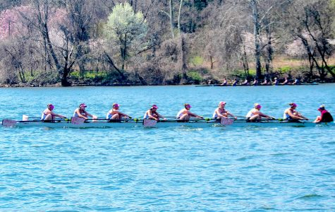 Fordham Rowing will be back in Cherry Hill for the A-10 Tournament in two weeks. (Emily Sayegh/The Fordham Ram)