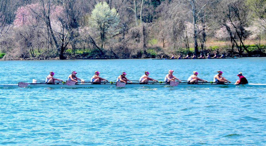 Fordham+Rowing+will+be+back+in+Cherry+Hill+for+the+A-10+Tournament+in+two+weeks.+%28Emily+Sayegh%2FThe+Fordham+Ram%29