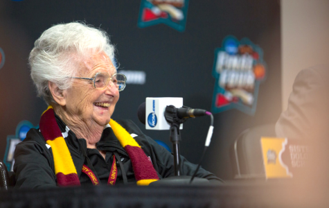 Sister Jean: The Face of an Underdog