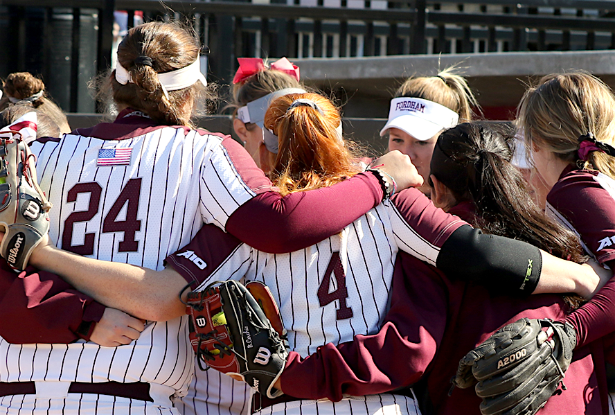 Fordham+Softball+is+currently+at+15-1+in+the+A-10%2C+and+they+will+look+for+the+conference+lead+when+they+host+UMass+this+weekend.+%28Courtesy+of+Fordham+Athletics%29.