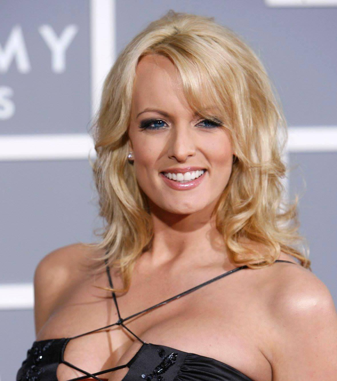 Trump's affair with Stormy Daniels reflects poorly on his reputation (Courtesy of Facebook).