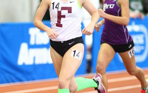 Track and Field Kicks Off Spring Season Over Break