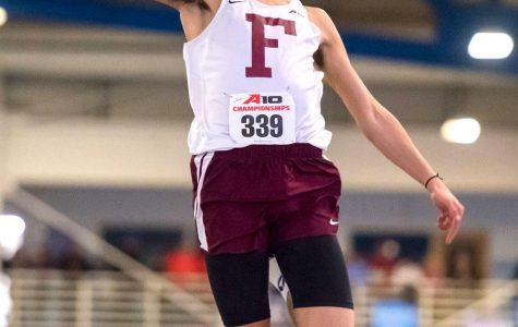 Track and Field Finishes Colonial Relays in 17th